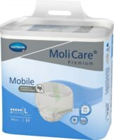 MoliCare Premium Mobile 6 Gouttes - Slip absorbant - Taille L B/14 à VERNOUX-EN-VIVARAIS